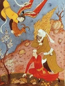 Abraham opfert seinen Sohn