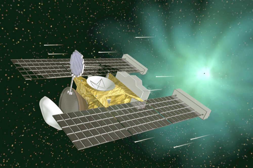 Stardust-Sonde