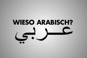 Wieso ein Arabischer Koran?