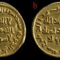 Goldmünzen aus der Umayyaden-Dynastie
