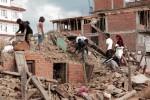 Nach dem Erdbeben in Nepal