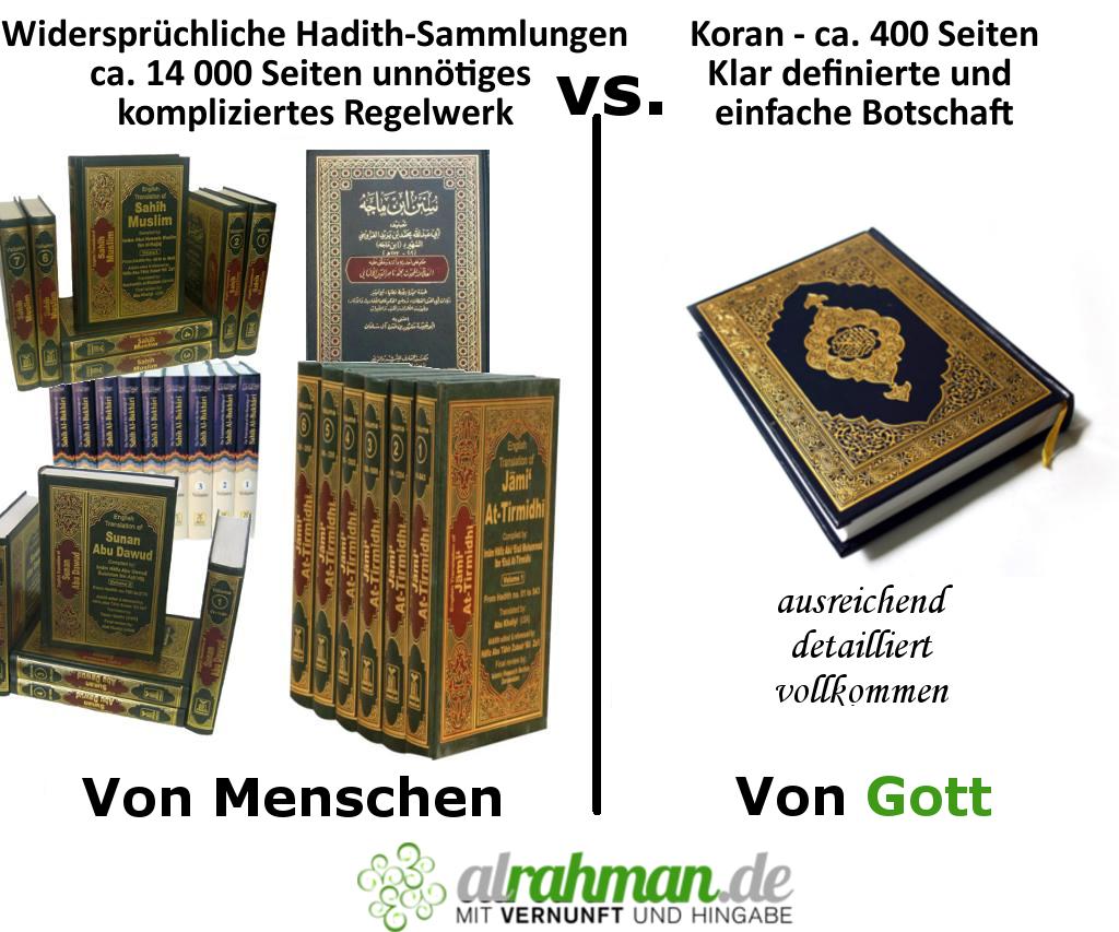 hadith_vs_koran